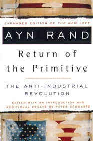 Return of the Primitive (Expanded edition of The New Left)
