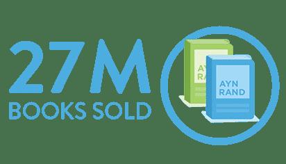 25 million novels sold